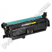 CE252A (Yellow) HP Color LaserJet CP3525 , CM3530 compatible toner cartridge