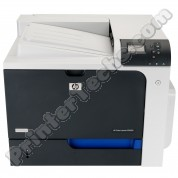 HP Color LaserJet M551N CF081A Refurbished
