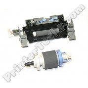 CE710-69007 Tray 2 Roller Kit HP Color LaserJet CP5225 CP5525 M750 M775 (includes Tray 2 pickup roller and separation pad)