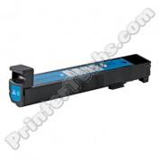 CB381A (Cyan) HP Color LaserJet CP6015, CM6030, CM6040 compatible toner cartridge