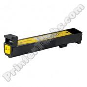 CB382A (Yellow) HP Color LaserJet CP6015, CM6030, CM6040 compatible toner cartridge