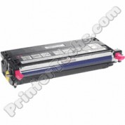 Dell 310-8096 310-8097 Compatible Magenta High Capacity Toner Cartridge, Fits Color Laser 3110 3110cn 3115 3115cn