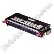 Dell 330-1195 330-1200 Compatible Magenta High Capacity Toner Cartridge, Fits Color Laser 3130, 3130cn