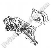 RM1-8169  Fuser drive assembly for HP LaserJet Enterprise Color M551N  (simplex)