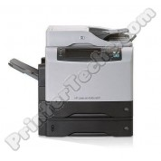 HP LaserJet 4345x Refurbished Q3943A with 2 paper trays, fax/scan/copy, duplexer