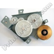PrinterTechs metal fuser drive gear kit for HP LaserJet P4014 P4015 M4555 RC2-2432