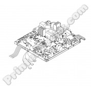 RM1-6392 Engine control unit (ECU 110V) includes power supply and DC controller for HP P2055n P2055dn series