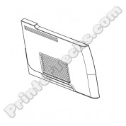 RM1-6291-000CN   Left cover assembly for HP LaserJet P3015