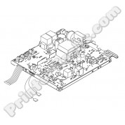 RM1-9164-000CN  Engine controller assembly (DC controller) for HP LaserJet Pro M401dn