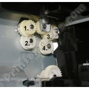 HP LaserJet P3005 M3027 M3035 series gear kit