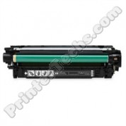 CE400A (Black) Value Line HP Color LaserJet M551 M570 M575 compatible toner cartridge 507A