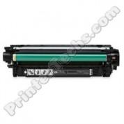 CE400A (Black) Value Line HP Color LaserJet M551 M570 M575 compatible toner cartridge 507A