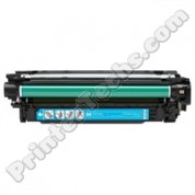 CF361A (Cyan) PrinterTechs HP Color LaserJet M553 M577 compatible toner cartridge 508A