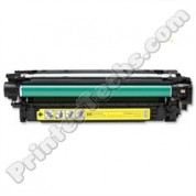 CE402A (Yellow) Value Line HP Color LaserJet M551 M570 M575 compatible toner cartridge 507A