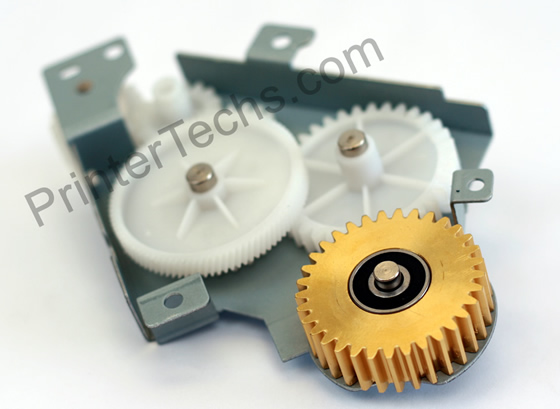 HP P4015 metal fuser drive gear